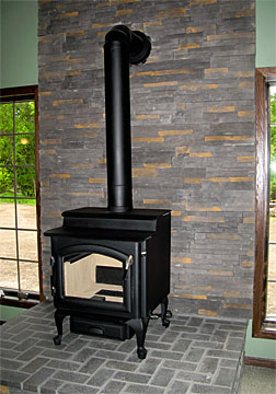 wood buring stove