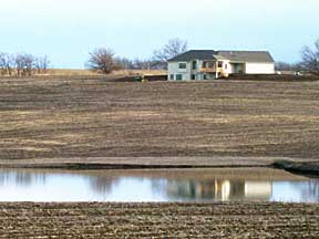 Johnson custom acreage