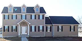 Custom 2 Story McCool Junction