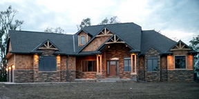 The Elmwood custom acreage