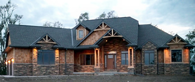 The Elmwood, Custom Acreage